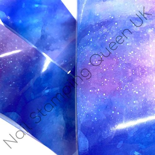Galaxy Storm Transfer Foil