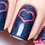 Thumbnail: Whats Up Nails - Open Heart Stencils - 2 Pack