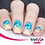 Thumbnail: Whats Up Nails Texture Me Nature Stamping Plate