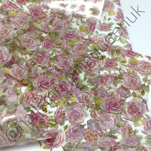 Briar Rose Transfer Foil