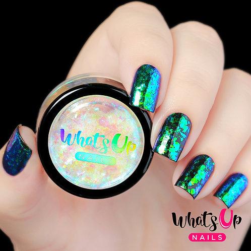 Whats Up Nails Mermaid Flakies