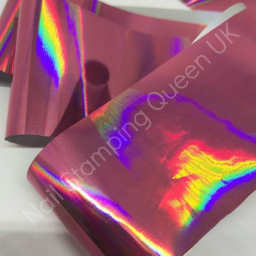 Dusty Pink Laser Transfer Foil