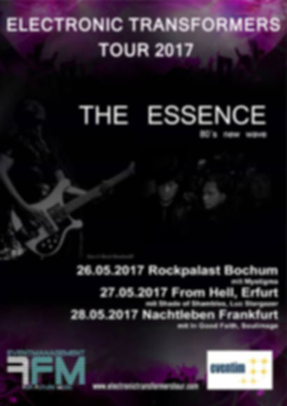 M&N Marcel vd Louw en Nancy Alkemade baroeg Rotterdam the essence concert live a strange cure robert smith 80's more night like this Hour Darkness