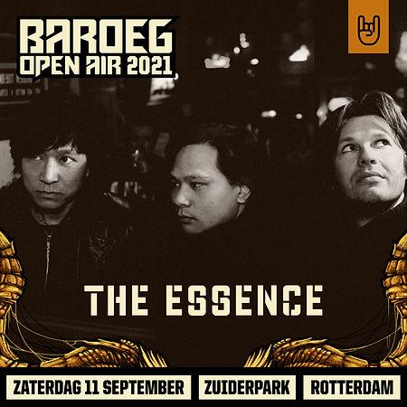 The Essence live Baroeg Open Air 2021