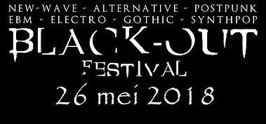 blackout festival the essence live concert bibelot dordrecht new wave cure robert smith