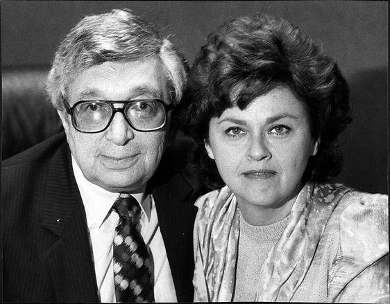 Henry and Susie orenstein