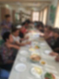 חלוקת מזון באור יהודה