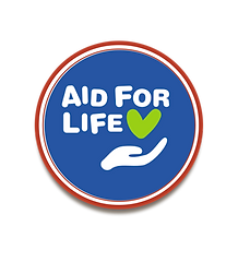 "To ""AID FOR LIFE"" website"