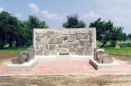 Orenstein activities- monumemt for jews who were murderd