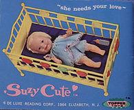 Henry Orenstein: A businessman- suzy cute doll