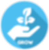 Orenstein project- grow logo