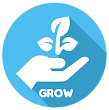Orenstein project- grow logo