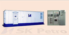 SK Petro, Well Instrument, Mud Logging