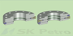 SK Petro, Well Head, Valve, Secondary Seal