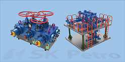 SK Petro, Well Control, Manifold