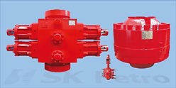 SK Petro, Well Control, Blowout Preventer, BOP Stack