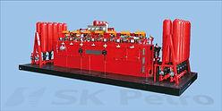 SK Petro, Well Control, Koomey Unit