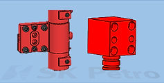 SK Petro, Well Control, Blowout Preventer, BOP Parts, Hinge
