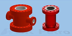 SK Petro, Well Control, Blowout Preventer, BOP Parts, Spool, Riser