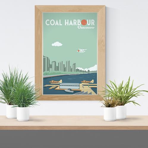 COAL HARBOUR POSTER