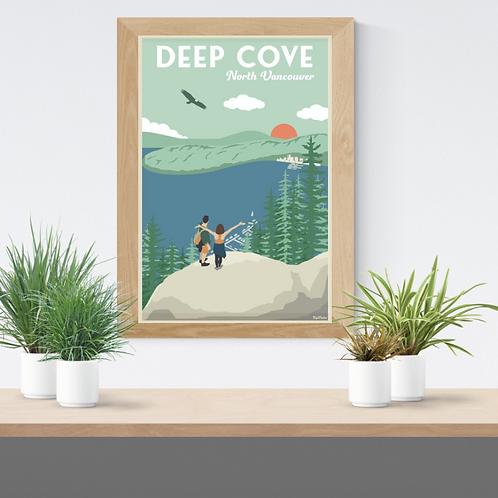 DEEP COVE POSTER