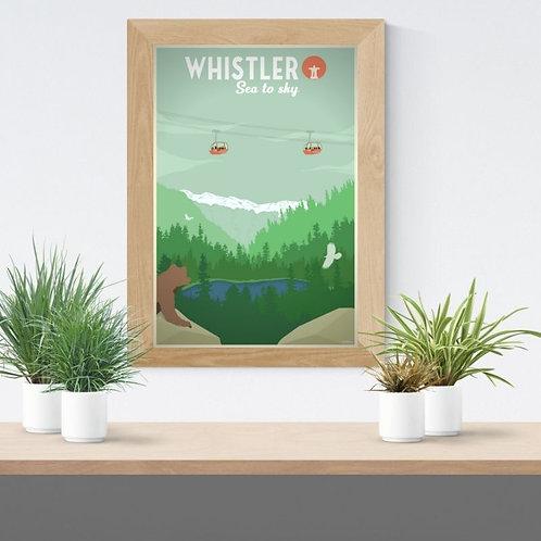 WHISTLER - PEAK 2 PEAK EDITION