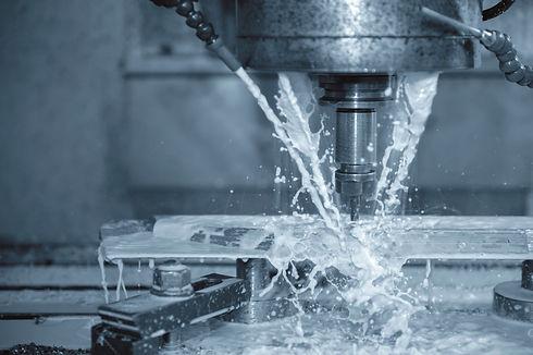 Metalworking fluid machine Teklube