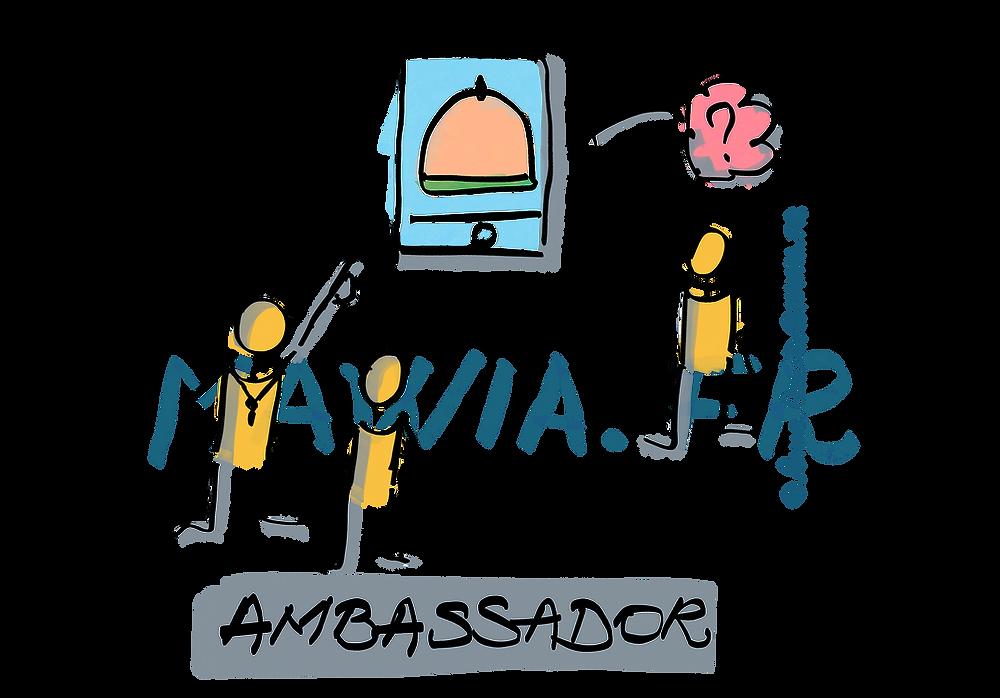 Le propriétaire du produit est l'ambassadeur du produit et partage son produit avec les clients potentiels.
