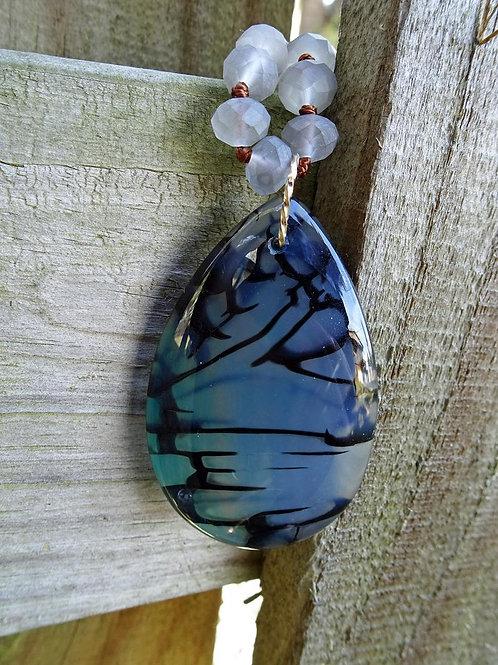 Dragon Vein Necklace