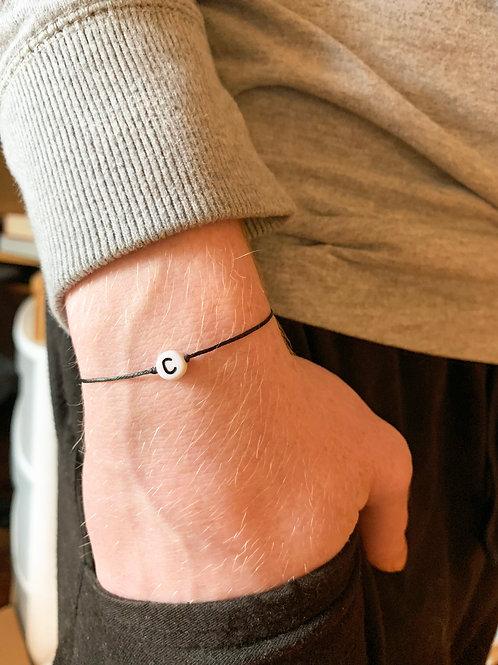Wish Bracelet - Initial