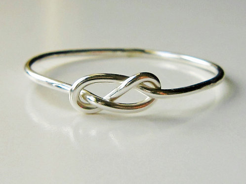 Infinity Wire Ring