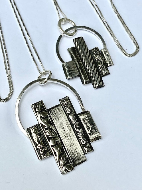 Standing Stones Necklace set