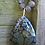 Thumbnail: Game of Thrones - Dragon Vein Agate - Your choice of pendant and cord
