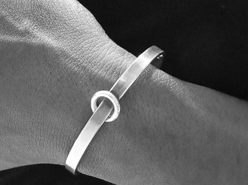 Cuff Bracelet - Solid Sterling