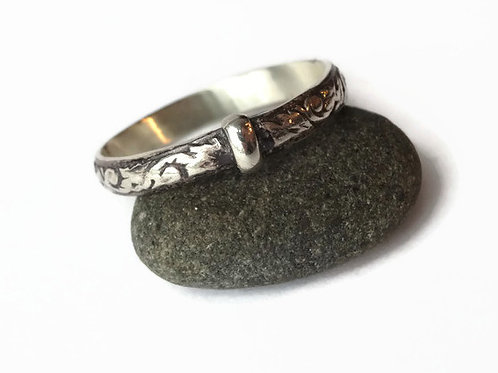 NEW - Heirloom Thistle Ring