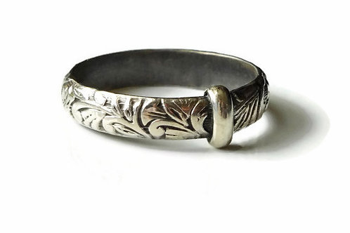 Celtic Filigree - Solid Sterling - all sizes