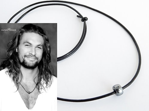 Men's Everyday Necklace - Jason Momoa - Aquaman