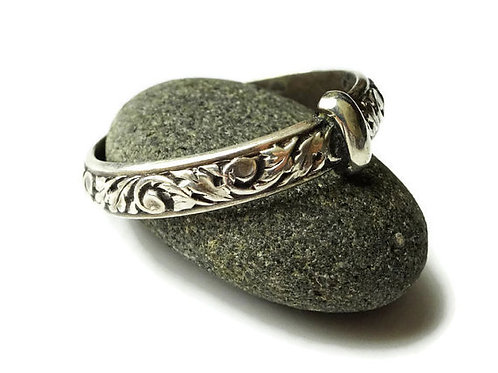 THE Original Filigree Thistle Pattern Ring