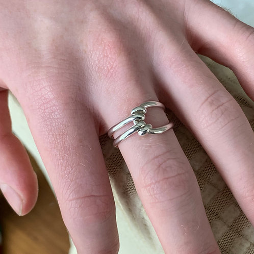 Ocala Ring - Solid Sterling