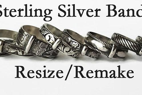 Ring Resize/Remake