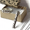 Thumbnail: Bold Thistle Bar Necklace - Solid Sterling