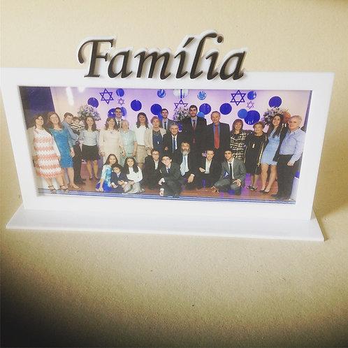 Porta retrato Familia
