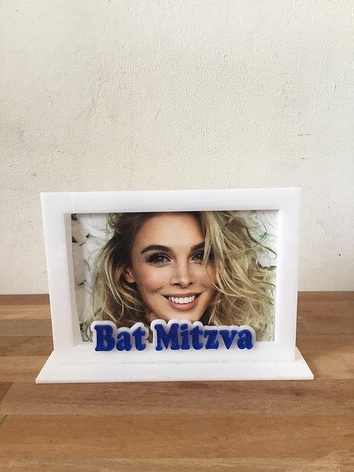 Porta retrato Bat Mitzva