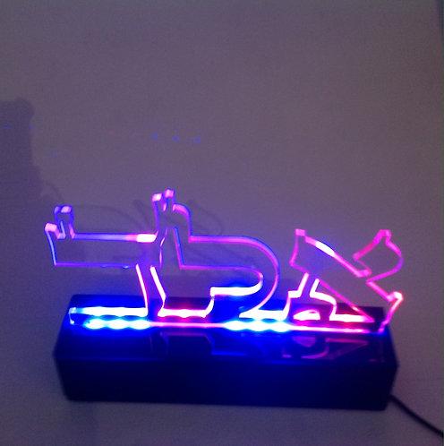 Luminária ELAD Kabbalah
