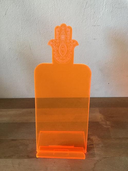 Porta celular personalizado  colorido hamsa