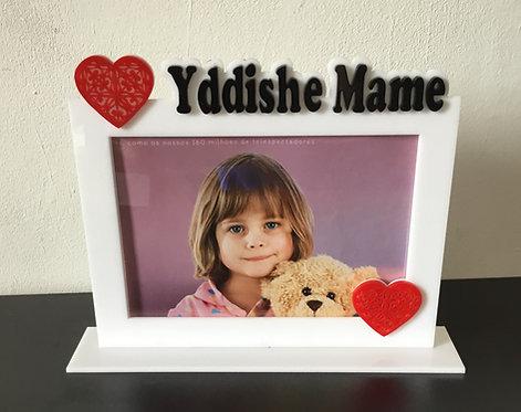 Porta retrato yddishe mame (mãe judia)