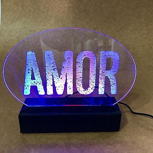 Luminária Amor