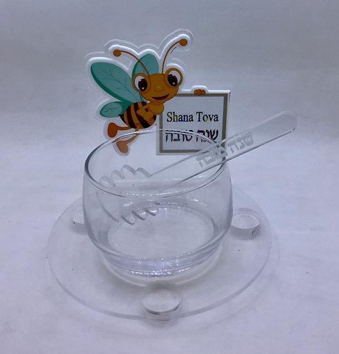 Porta mel abelhinha