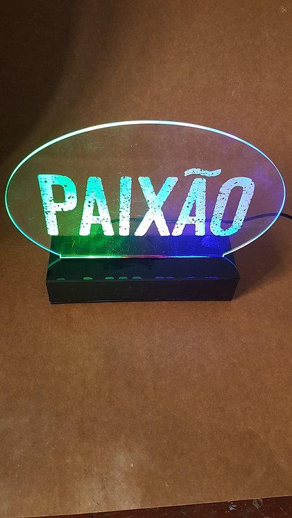 Luminária Paixão