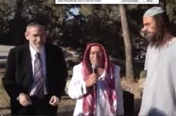 Joint Prayer Session at Etzion Bloc